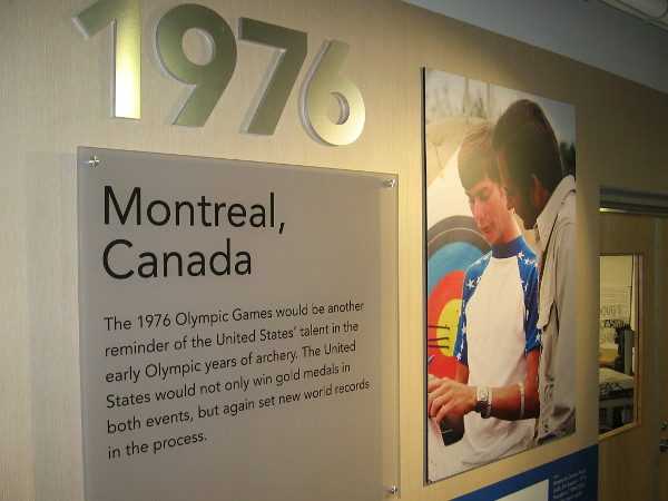 The 1972 Olympic Games in Montreal, Canada saw the United States set new archery records.