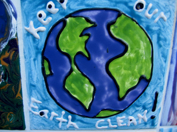Keep our Earth clean!