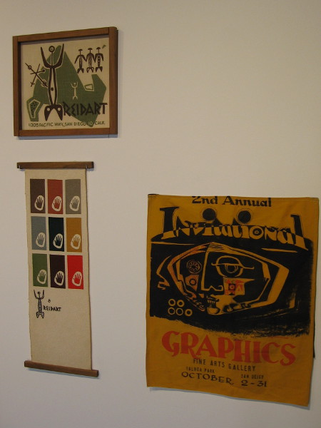 More interesting examples of printed artwork and ephemera.