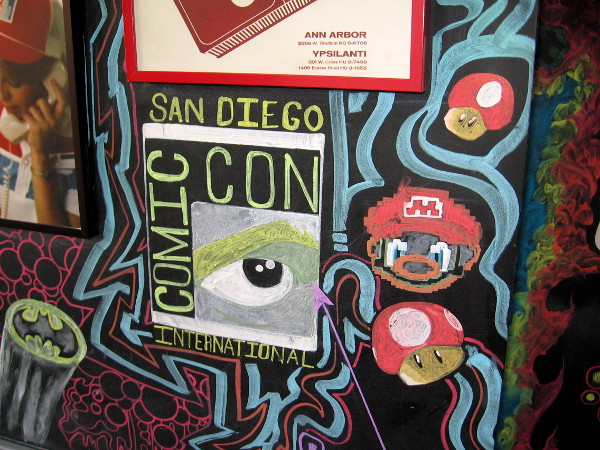 Walk around downtown and you might be reminded our fair city is home to San Diego Comic-Con!