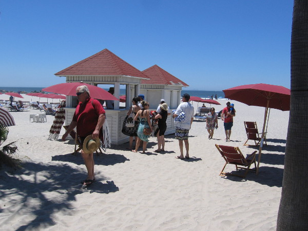 Coronado has one of the best beaches in the United States. It is regularly rated in the nation's top five.