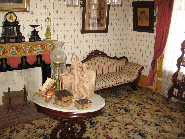 There's no guarantee you will see a ghost at the Whaley House. But you will definitely observe a good deal of history and learn about San Diego's fascinating past.