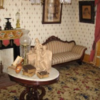 Photos inside America's most haunted Whaley House!
