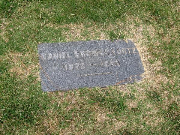 Daniel Brower Kurtz