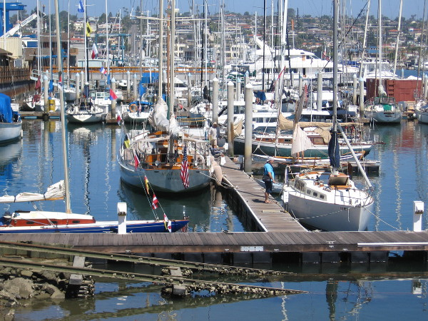 Wood Boat Shelter : Photos of the san diego wooden boat festival cool