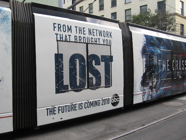 From the network that brought you Lost. The future is coming on ABC.