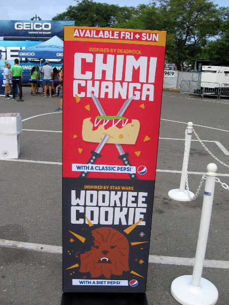 I'm hungry for a Wookie Cookie.