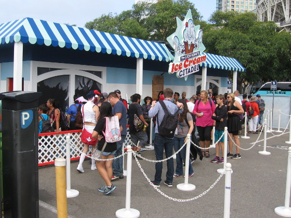 A line has already formed at Blizzard's Lich King's Ice Cream Citadel.