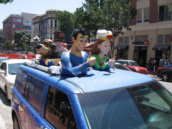 Even the Super Dentists are at Comic-Con!