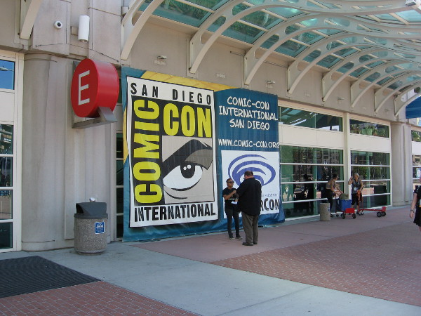 I'm ready for 2017 San Diego Comic-Con!