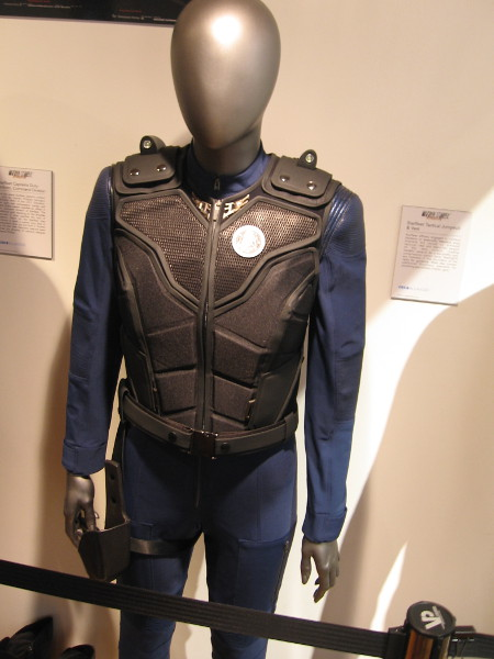 Starfleet Tactical Jumpsuit and Vest.