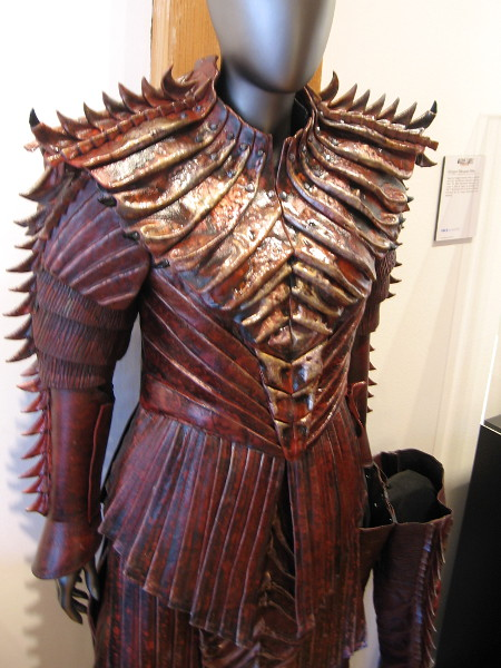 House of T'Kuvma Klingon Uniform.