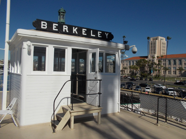 Photos aboard historic steam ferryboat berkeley cool for The berkeley house