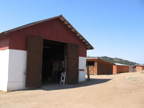 The Mohnike Barn is now listed on the National Register of Historic Places along with the other ranch structures.