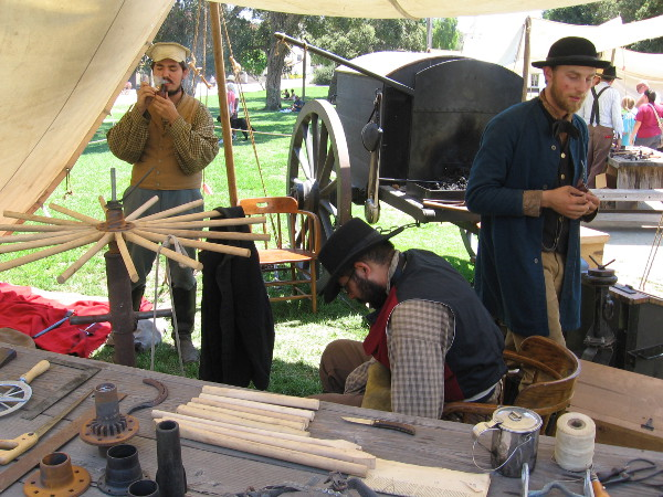 An educational slice of history could be enjoyed today in Old Town San Diego State Historic Park!