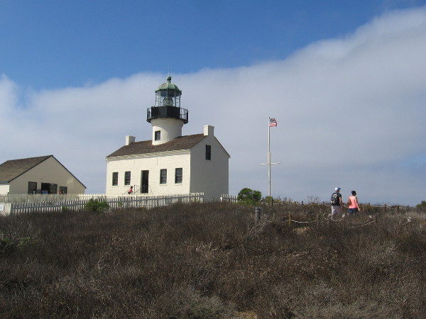 Visitors to San Diego are strongly encouraged to enjoy some time at Cabrillo National Monument. A very special place.