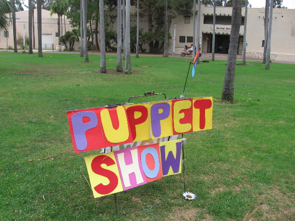 Do puppets ever tug their own strings?