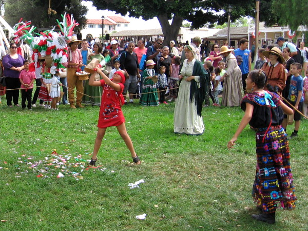 Every year, Fiestas Patrias, which celebrates Mexican independence from Spain in 1821, includes traditional entertainment for the entire family.