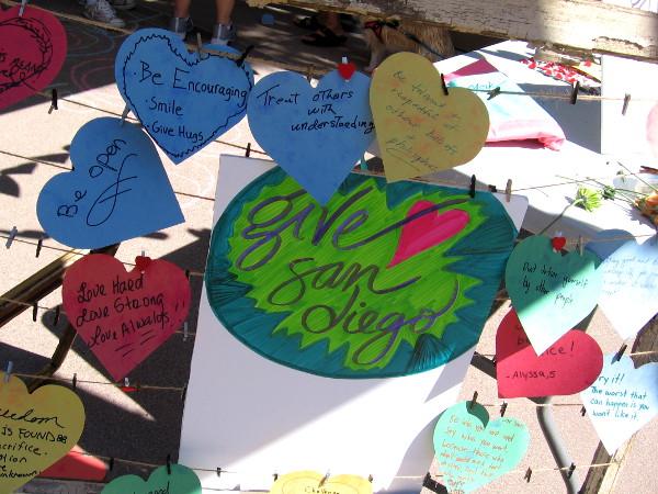 Give Love San Diego!