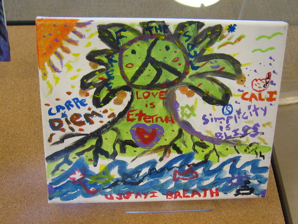 Love Is Eternal Tree, by Jolie.