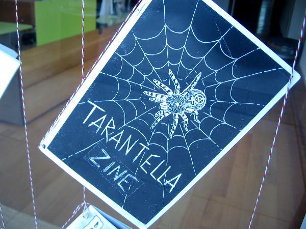 Tarantella Zine.