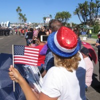 Photos of the San Diego Veterans Day Parade!