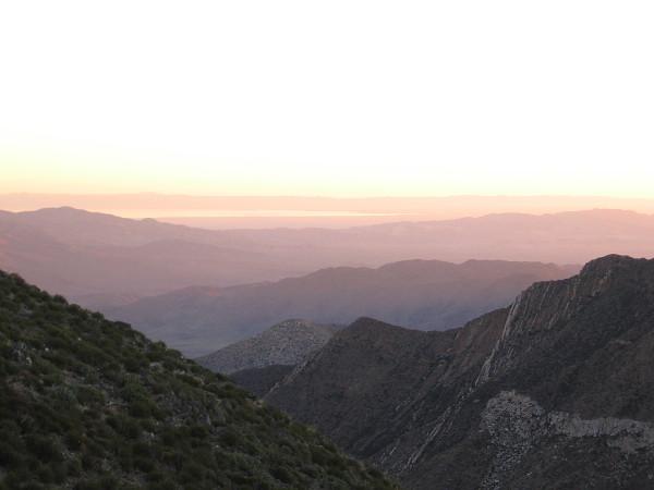 Miles of beauty, to the horizon.