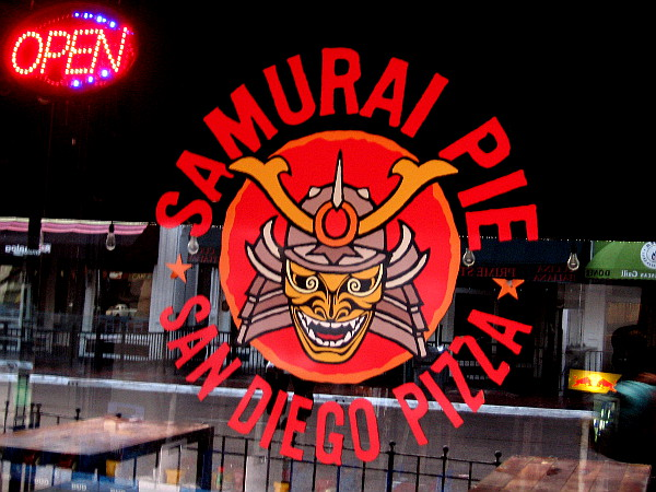 Shall I eat at Samurai Pie?