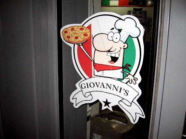 Shall I eat at Giovanni's Trattoria?