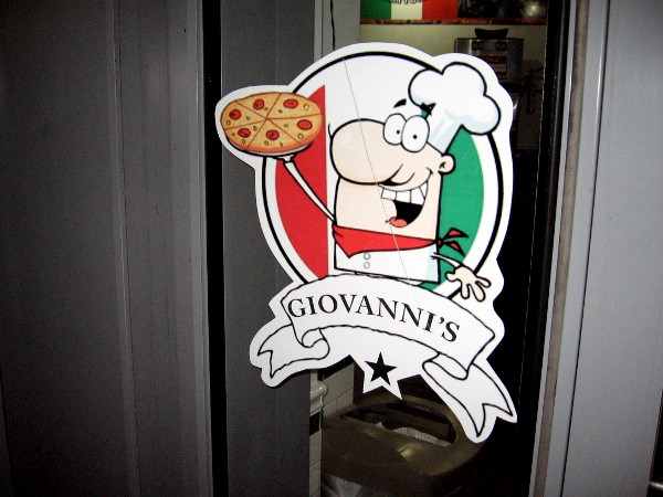 Shall I eat at Giovanni's Trattoria?