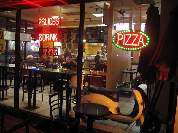 Shall I eat at Brooklyn Pizzeria?