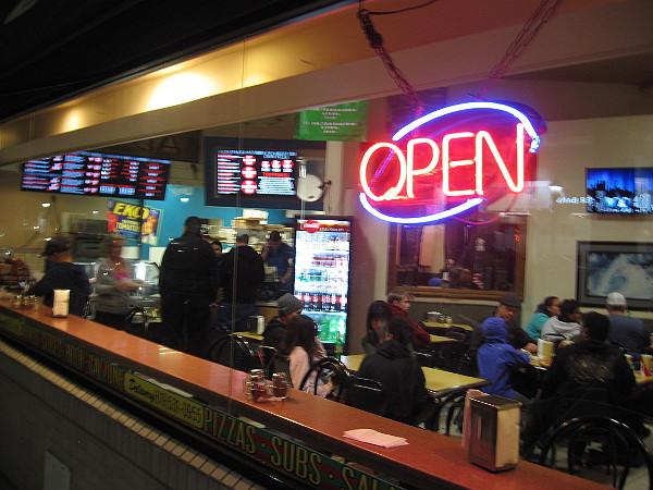 Shall I eat at City Pizzeria?