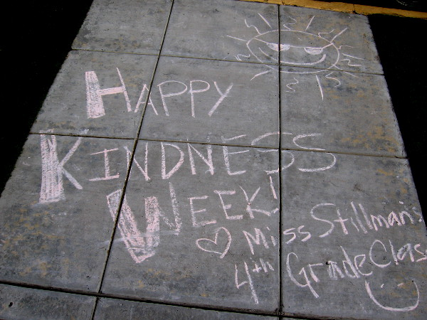 Happy Kindness Week!