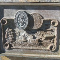 Navy Bicentennial Commemorative Plaque--cleaned!