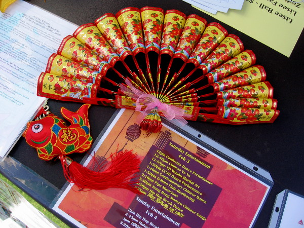 Cheerful artwork and entertainment were plentiful at the 2018 Chinese New Year Festival, hosted by the House of China in Balboa Park.