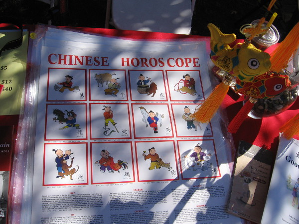 Anyone could check the year of their birth against this Chinese horoscope. 2018 is the Year of the Dog.