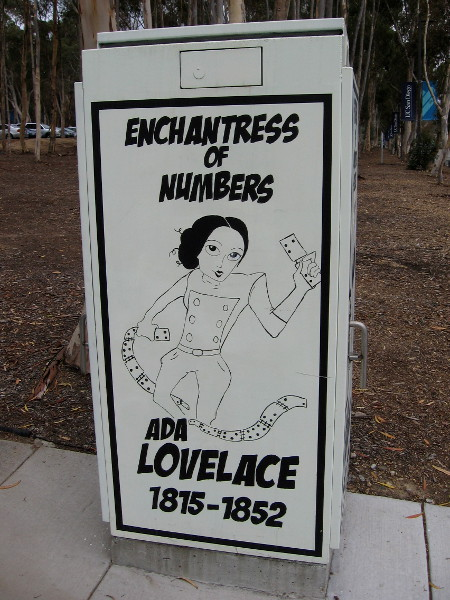 Enchantress of Numbers, Ada Lovelace, 1815-1852.