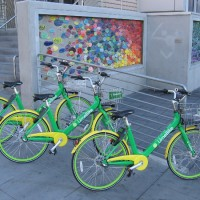 LimeBike smart bicycles arrive in San Diego!