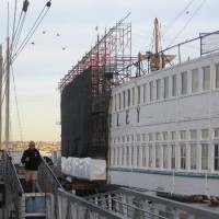 Help restore the 1898 steam ferry Berkeley!