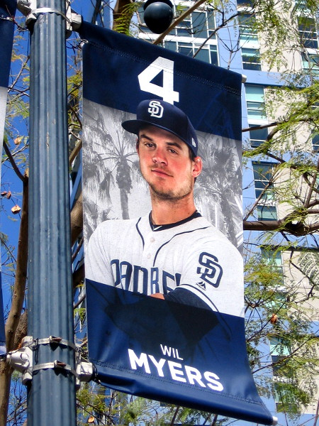 4 Wil Myers 1B