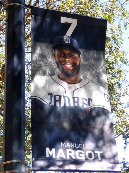 7 Manuel Margot CF