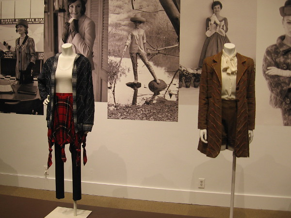 The San Diego History Center should be the destination of anyone interested in the past, including fashion trends.
