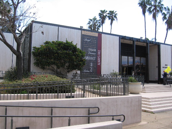 A very cool free museum in San Diego, the Timken combines the magic of sunlight, a carefree day in Balboa Park and fine art.