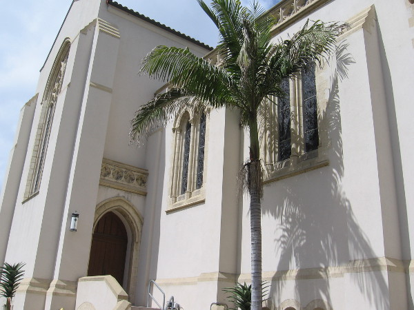 St. Paul's Cathedral in San Diego was designed by famed architect Philip Frohman.
