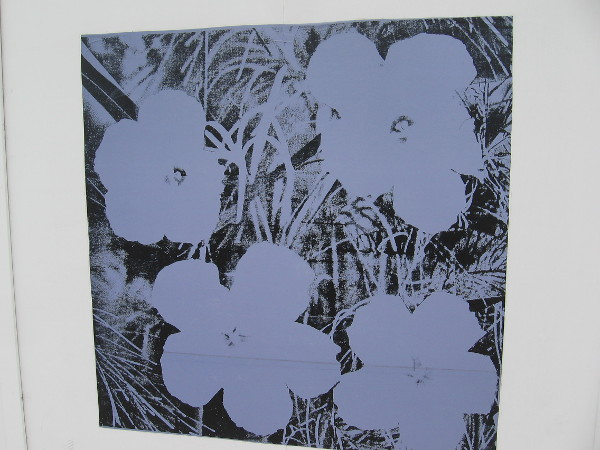 Flowers, Andy Warhol, 1967.