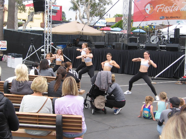 GC Dance Company performs at Fiesta del Sol.