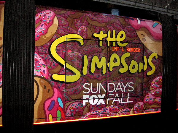 The Simpsons, Sundays on FOX. The animated family has been making television audiences laugh for almost 30 years!