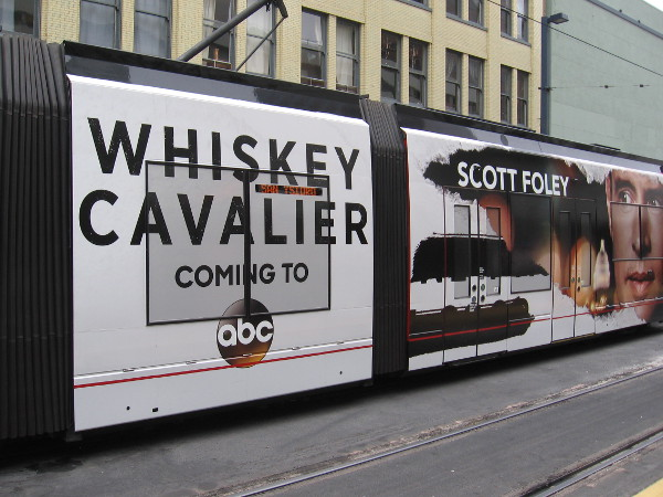 Whiskey Cavalier is coming soon to ABC television. Two CIA agents deal with relationships and office politics while occasionally saving the world.