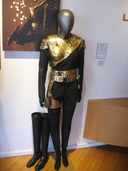 Michael Burnham's Terran Empire Captain Uniform.