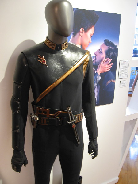 Ash Tyler's Terran Empire Security Uniform.